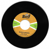 Jah Lloyd - Black Moses / Black Moses Dub (Roots Traders) UK 7""